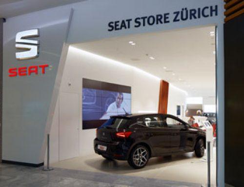 Pressebericht | SEAT Store setzt auf savepad Qualitätsprodukte