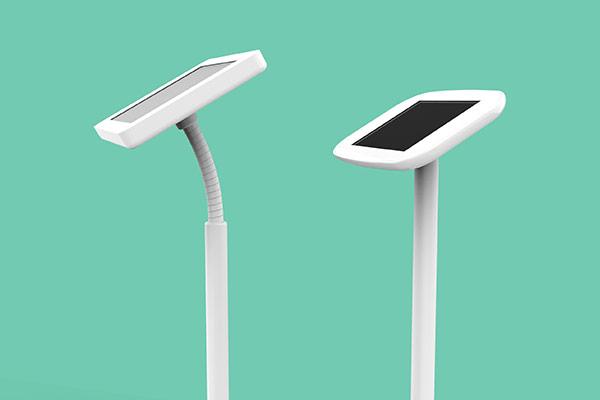 iPad Bodenständer mit Diebstahlsicherung | savepad FLOOR